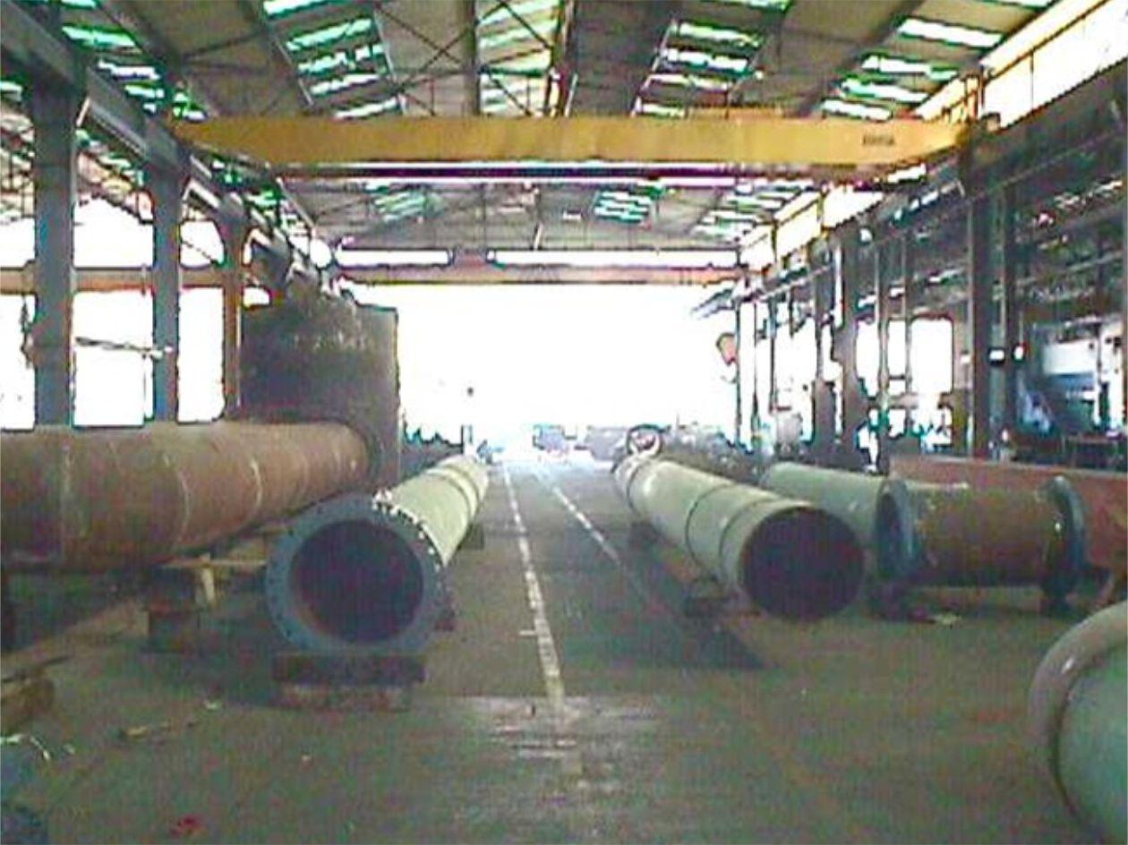 Prefabricación de tuberías - trimeca - 2.1