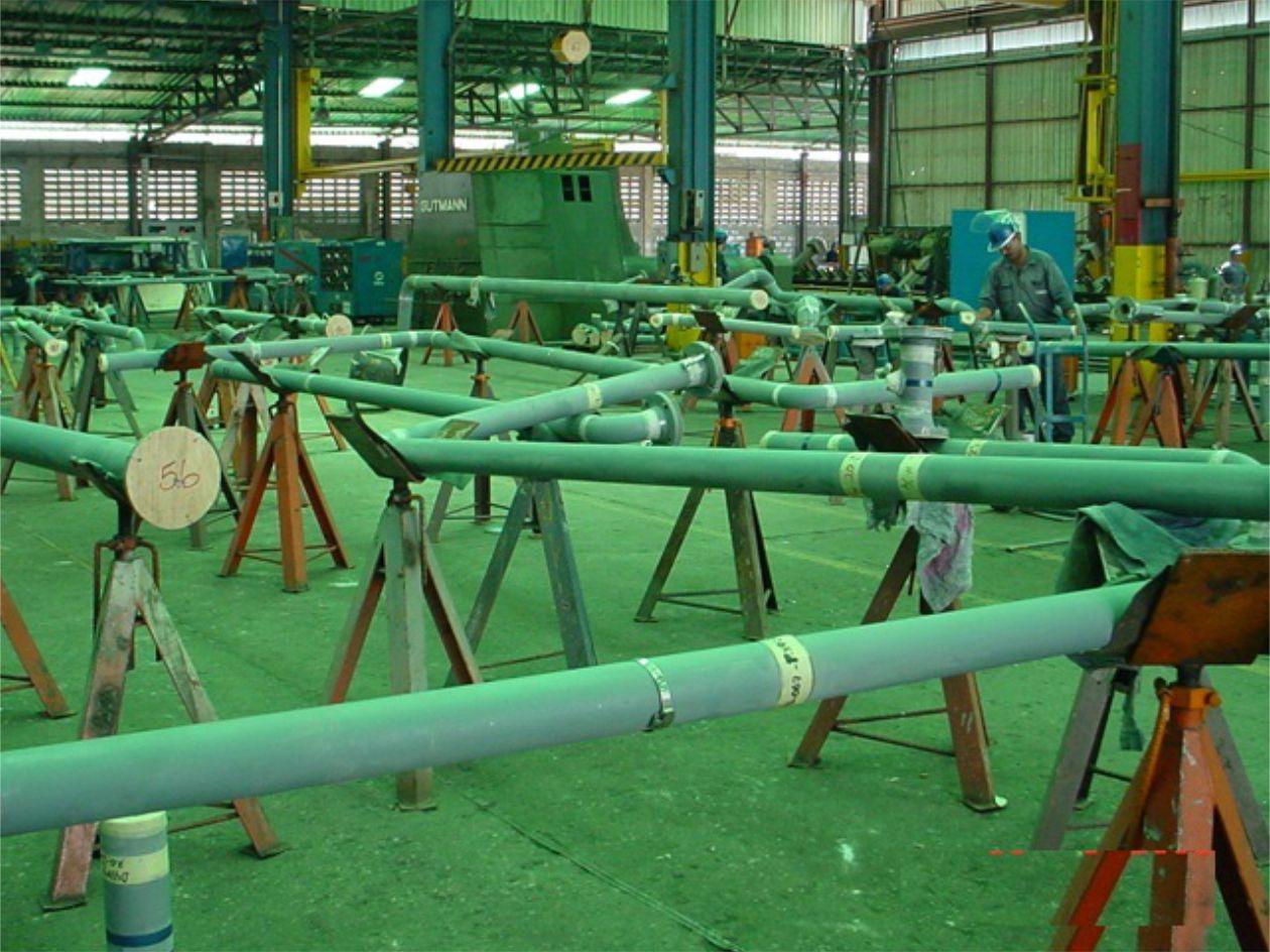 Prefabricación de tuberías - trimeca - 3.1