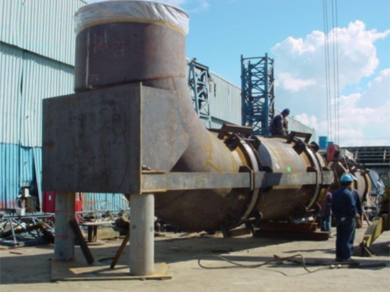 Prefabricación de tuberías - trimeca - 4.1