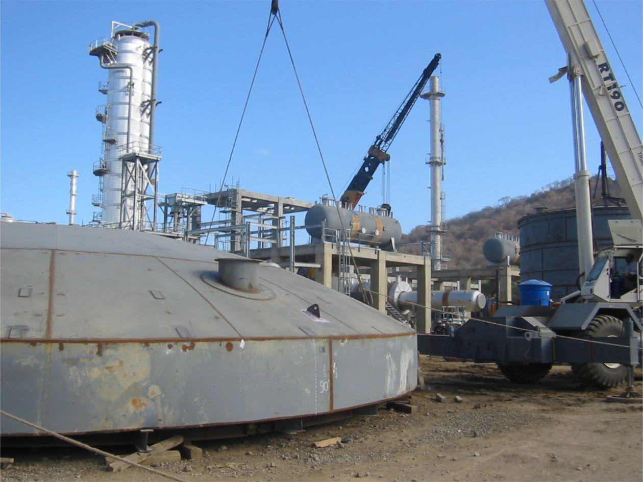 Tanques de Almacenamiento - trimeca - imagenes proyectos IPC1