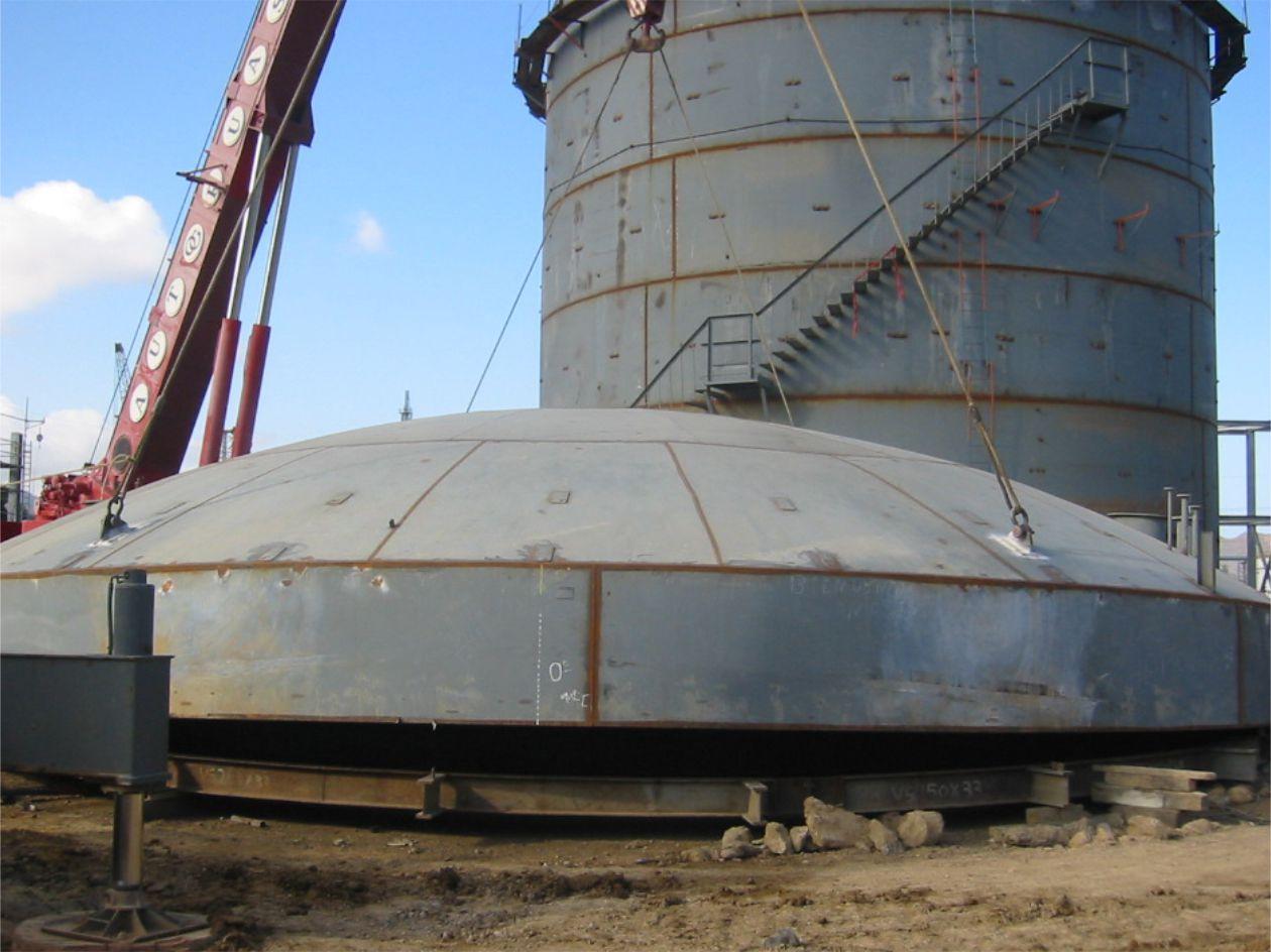 Tanques de Almacenamiento - trimeca - imagenes proyectos IPC2
