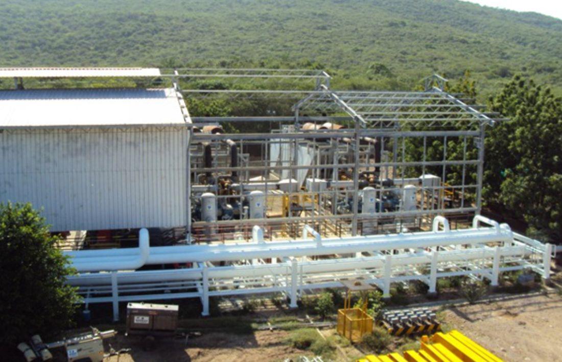 Centro Operacional de Gas de Barrancabermeja-4