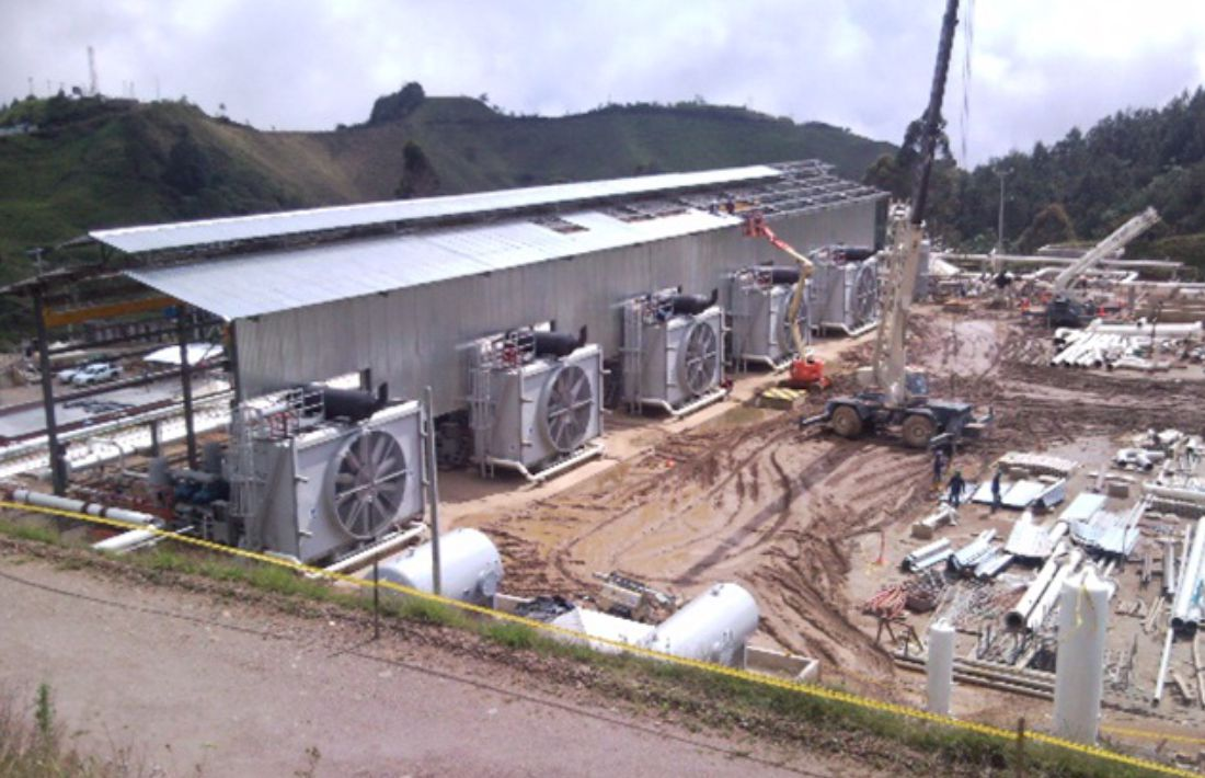 Centro Operacional de Gas de Barrancabermeja-6