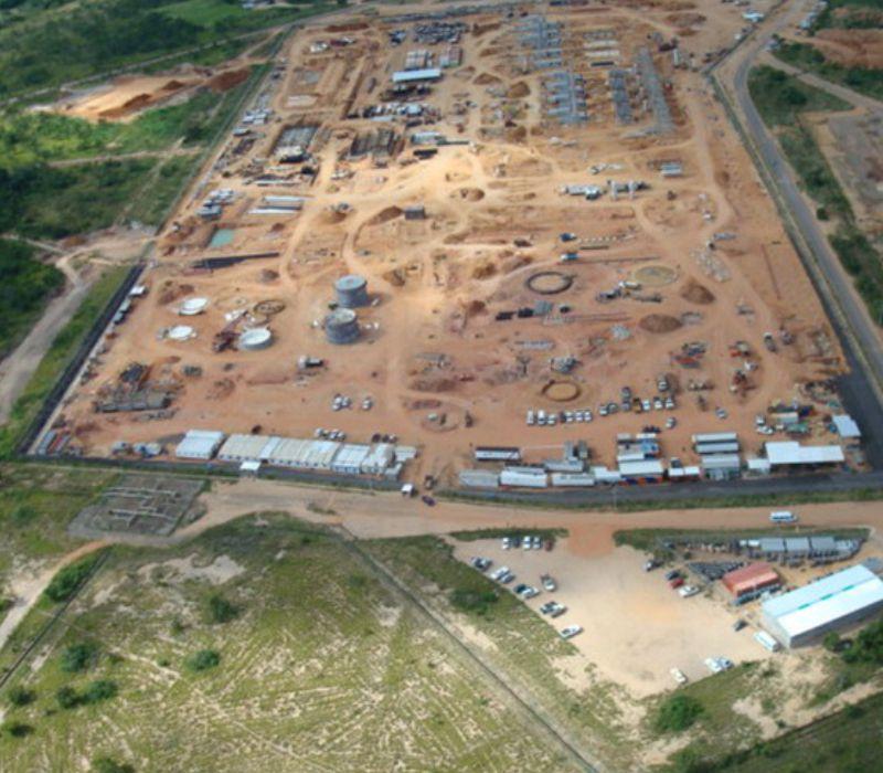 Proyecto Centro operativo Zapato Mata R