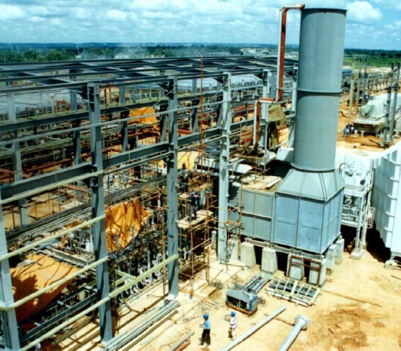 Proyecto Compresoras de Gas (pigap)