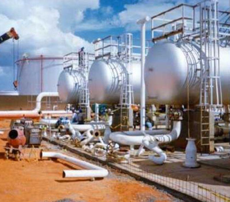 Proyecto Construcción  de una planta de deshidratación de crudo merey en el Centro Operativo Bare