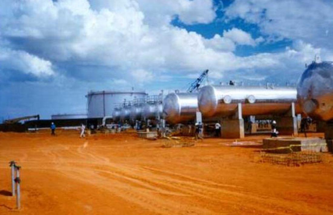 Estaciones de Flujo Plantas de Tratamiento de Gas y Crudo - 4