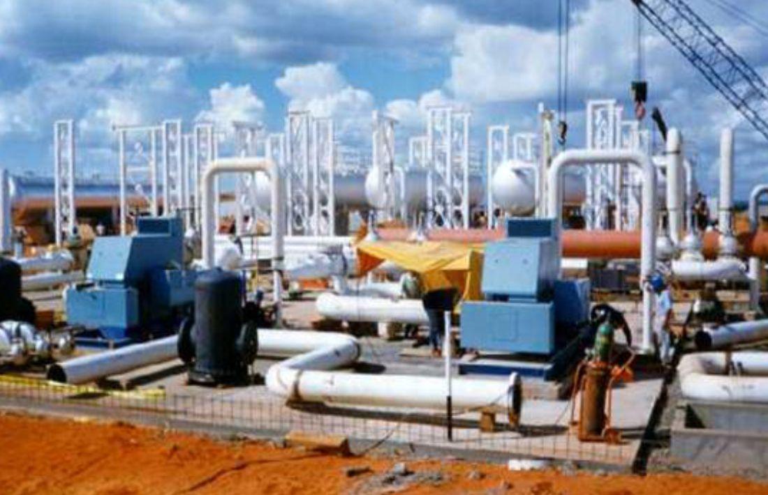 Estaciones de Flujo Plantas de Tratamiento de Gas y Crudo - 6