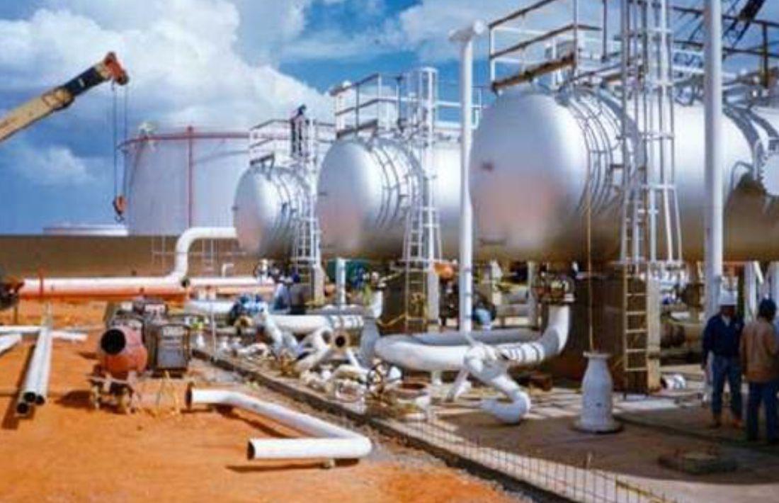 Estaciones de Flujo Plantas de Tratamiento de Gas y Crudo - 7