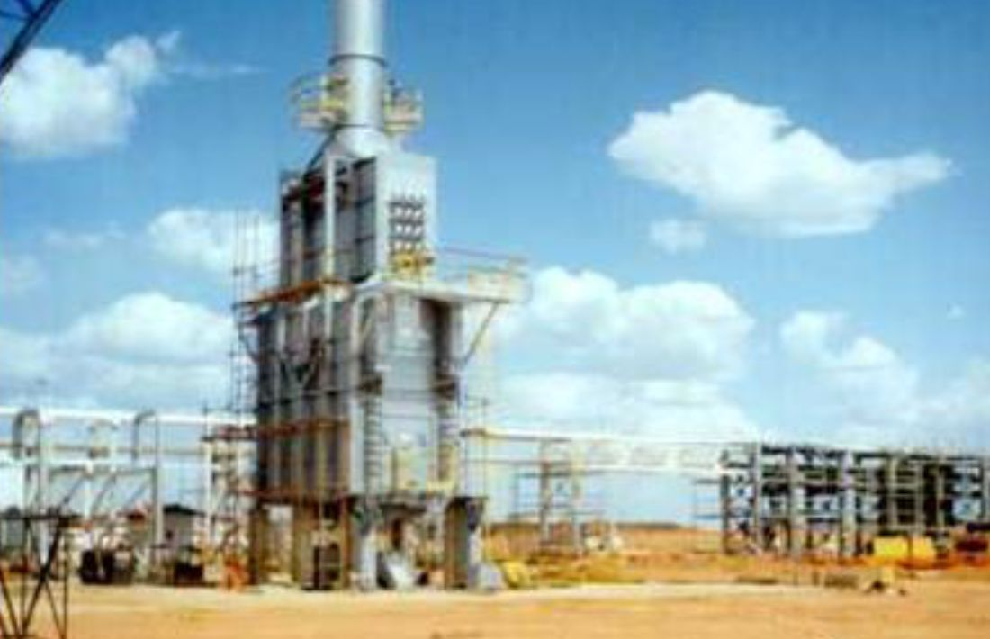Estaciones de Flujo Plantas de Tratamiento de Gas y Crudo - 8