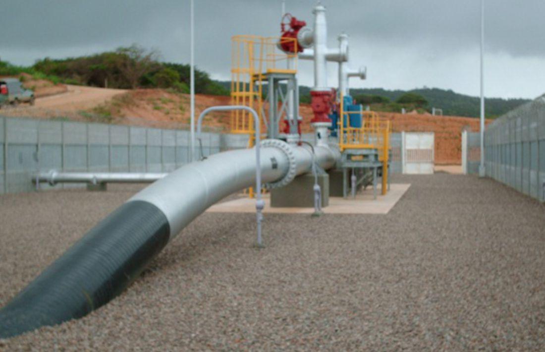 Construcción Gasoducto 26 - 6