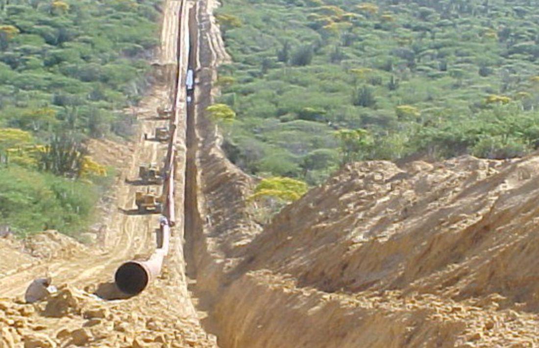 Construcción Gasoducto 26 - 7
