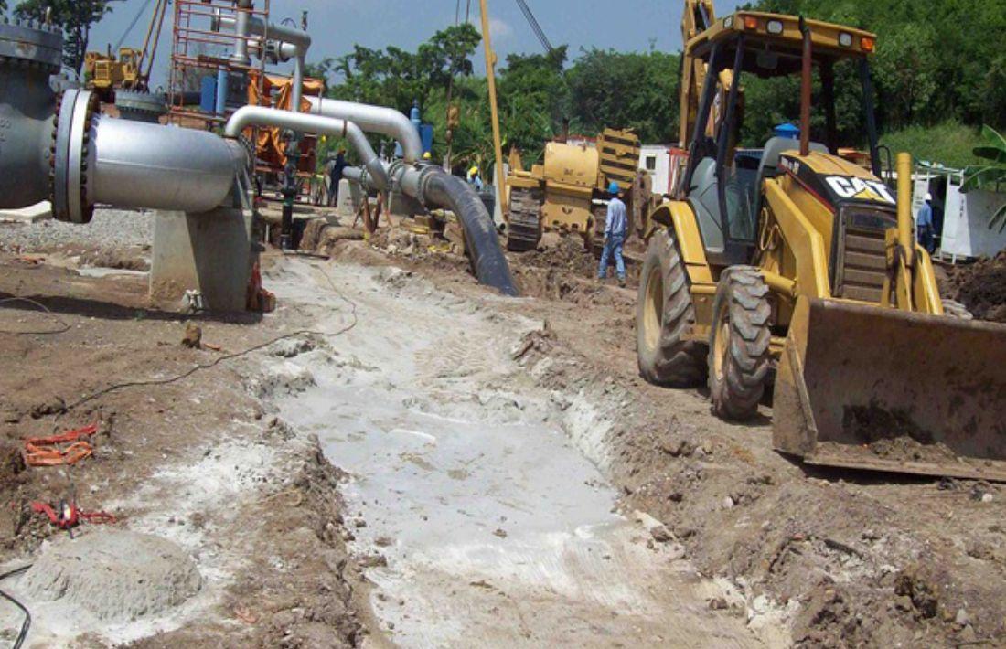 Construcción Gasoducto Provisor - 12