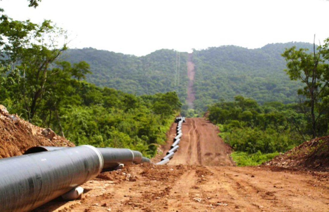Construcción Gasoducto Provisor - 7