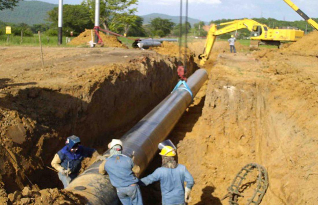 Construcción Gasoducto Provisor - 9