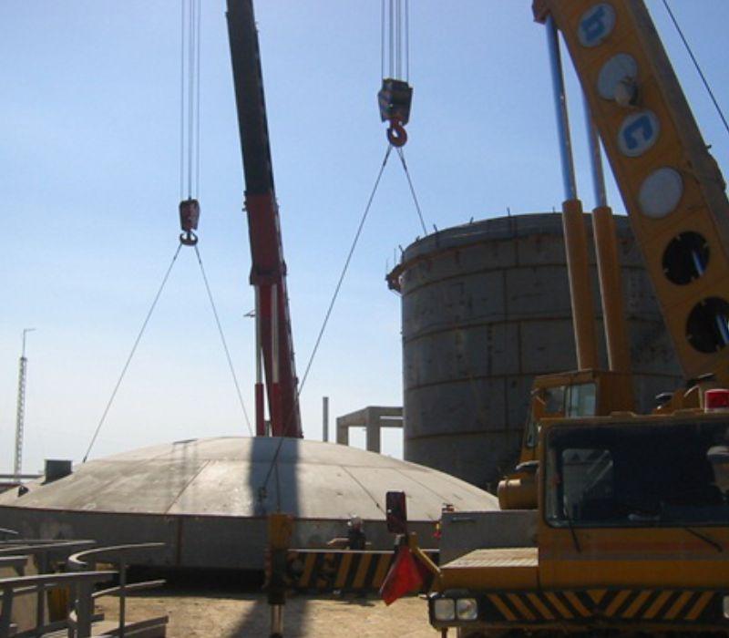 IPC de Tanques para el Proyecto Valcor