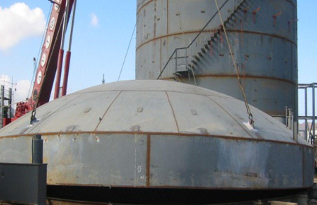 IPC de Tanques para el Proyecto Valcor - 5