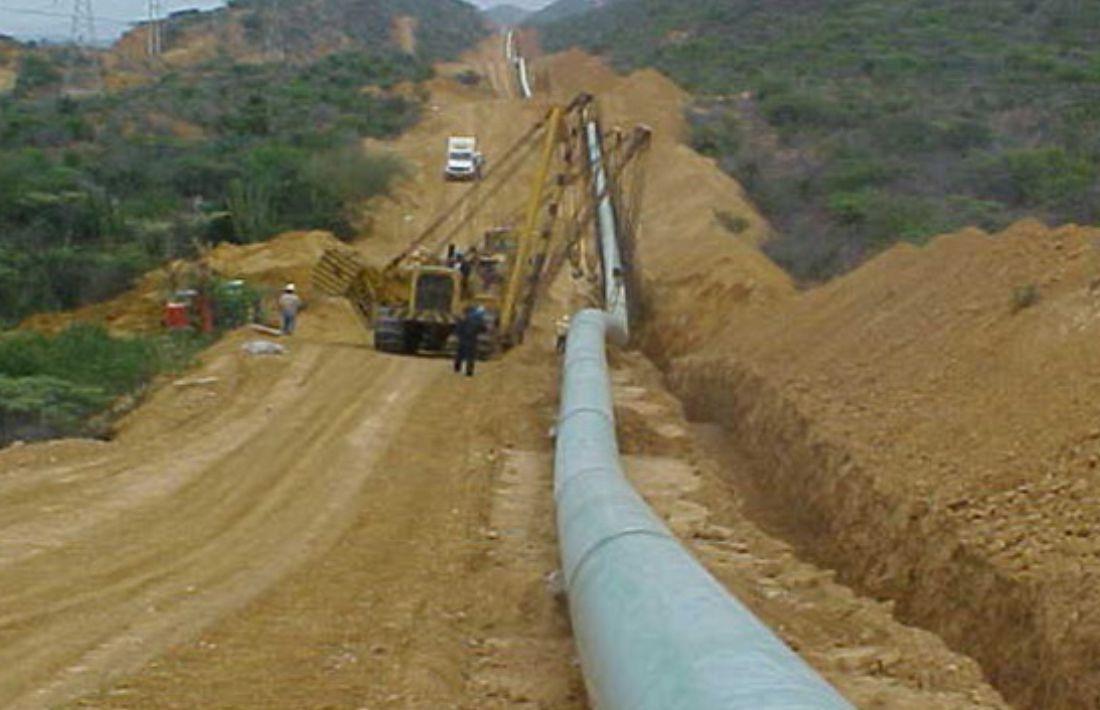 Interconexión de Sistemas de Transporte de Gas Centro-OrienteOccidente - 11