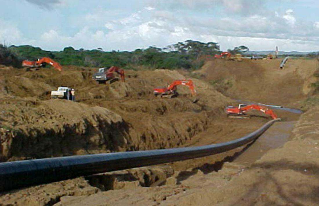 Interconexión de Sistemas de Transporte de Gas Centro-OrienteOccidente - 5