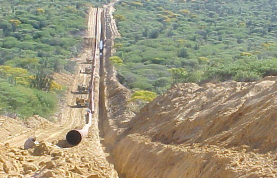 Interconexión de Sistemas de Transporte de Gas Centro-OrienteOccidente - 7
