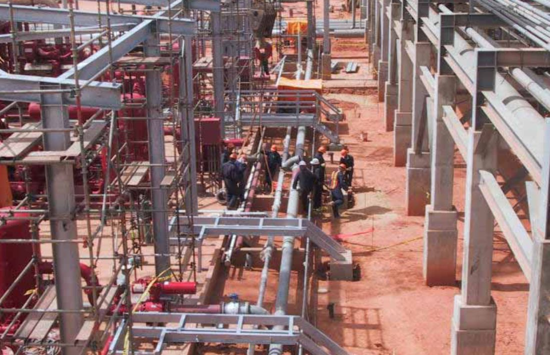 Lasmo Dacion Field Development Project Main Mechanical Work Package - 11