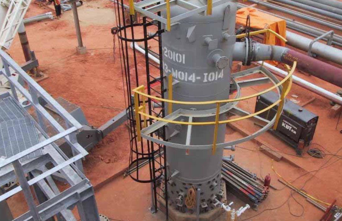 Lasmo Dacion Field Development Project Main Mechanical Work Package - 12