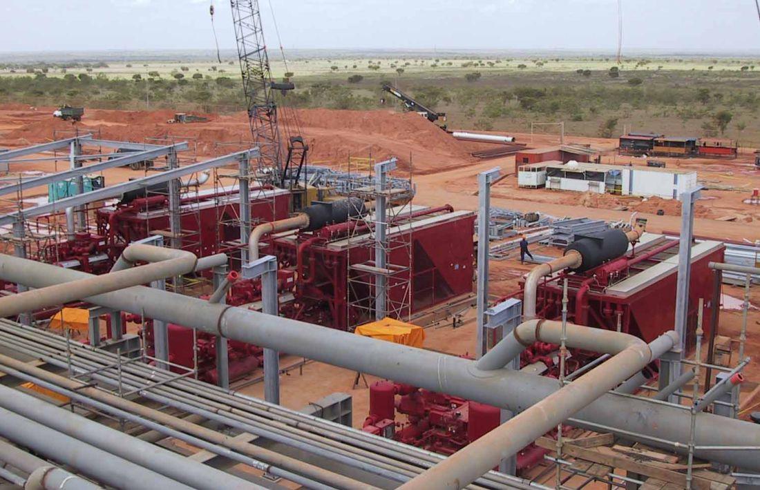Lasmo Dacion Field Development Project Main Mechanical Work Package - 5