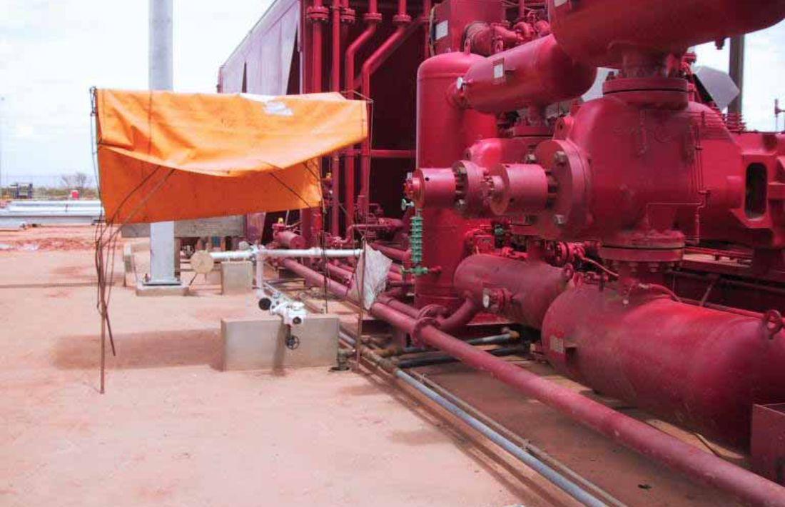 Lasmo Dacion Field Development Project Main Mechanical Work Package - 6