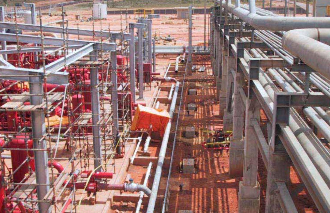 Lasmo Dacion Field Development Project Main Mechanical Work Package - 8