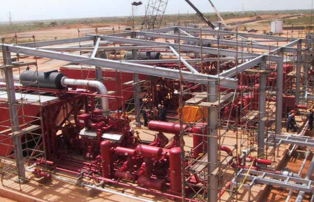 Lasmo Dacion Field Development Project Main Mechanical Work Package - 9