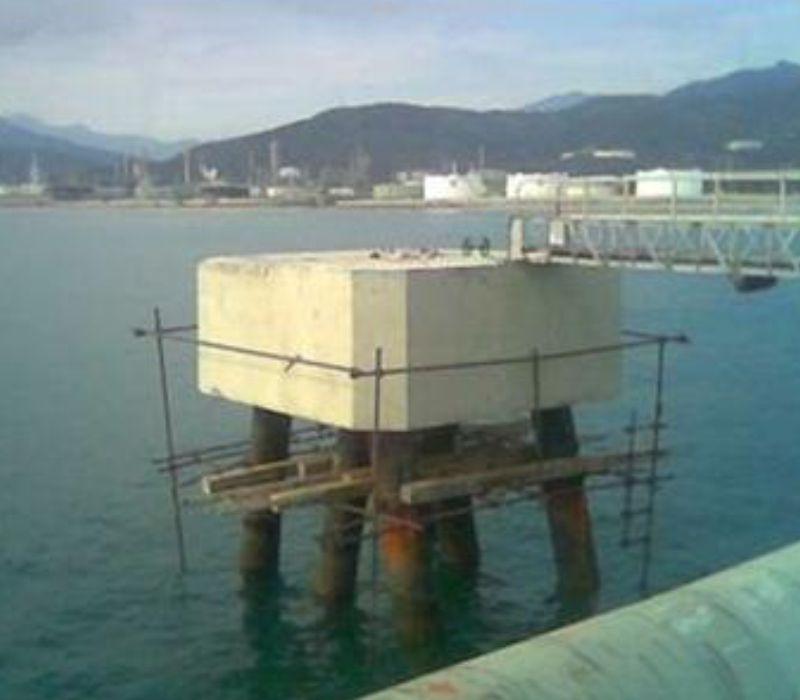 Proyecto Muelle de la Refinería el Palito