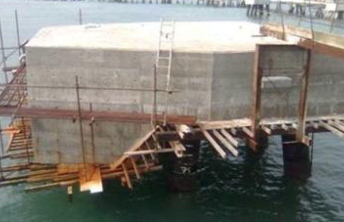 Muelle de la Refinería el Palito -4