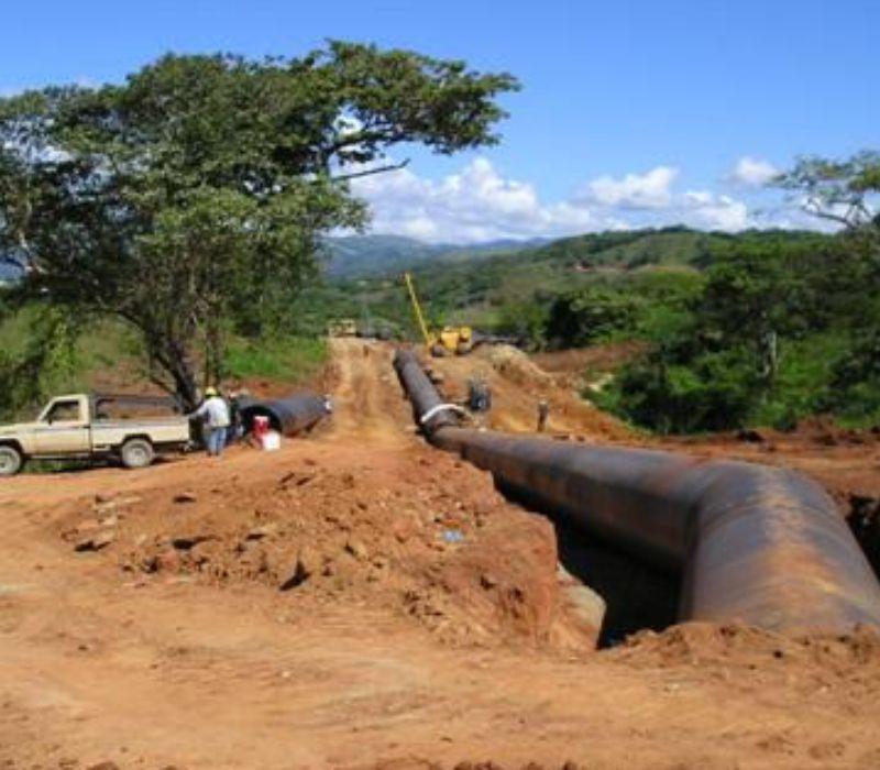 Proyecto Nueva Aducción D=1.700 mm Entre Aducción Taguacita E/B21 y Tubería Embalse Largatijo