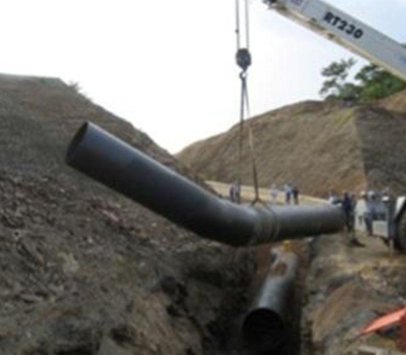 Proyecto Ingeniería, Procura y Construcción del Transvase de Agua de 3.000 Lts./S Desde la Represa de Taiguaiguay Hasta el Valle del Rio Tucutunemo